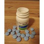Gravol Ginger Nighttime Tablets for Upset Stomach & Nausea