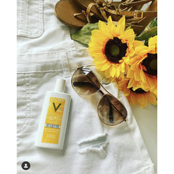 Vichy Idéal Soleil Ultra-Fluid Mineral Tinted Sunscreen SPF 60