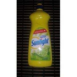 Sunlight dish liquid lime mint