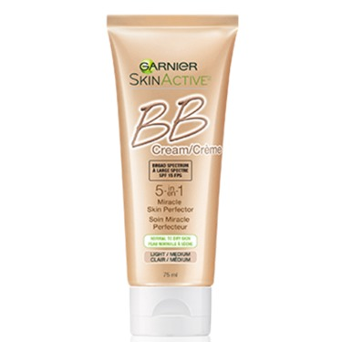 Garnier BB Cream 5-in-1 Miracle Skin Perfector (Normal to Dry Skin)