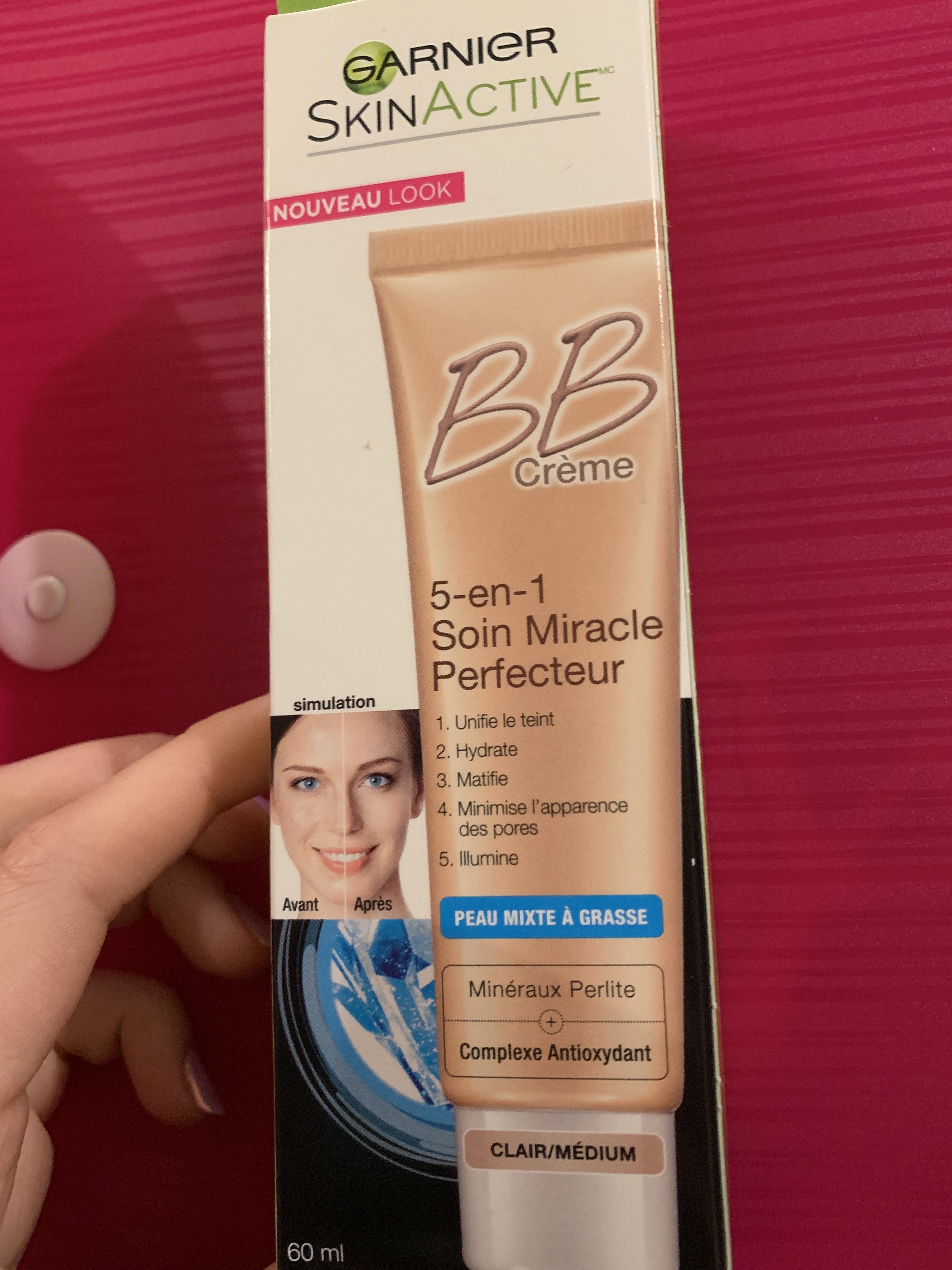 Garnier BB Cream 5-in-1 Miracle Skin Perfector..