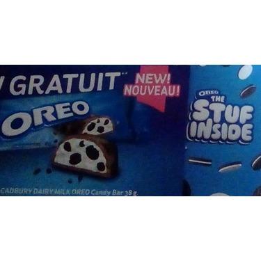 Cadbury Dairy Milk Oreo Chocolate Bars