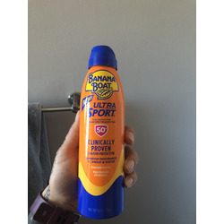 Banana Boat Sunscreen Spray