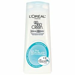 L'Oreal 360 Clean Deep Facial Cleanser