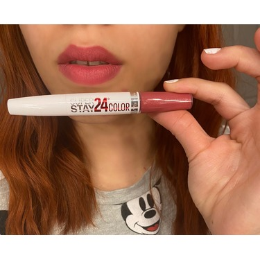 Maybe line Super stay 24 hour colour