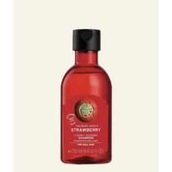 Bodyshop strawberry shampoo