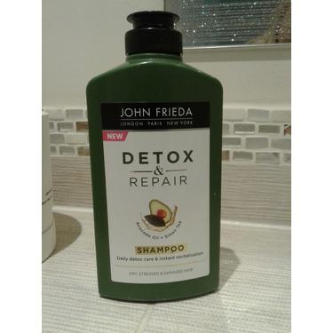 John Frieda Detox and Repair Shampoo