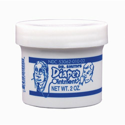 Dr. Smith's Diaper Ointment, 2 Ounce Jar