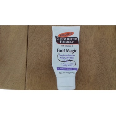 Palmers cocoa butter formula foot magic