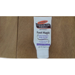 Palmers cocoa butter formula foot magic