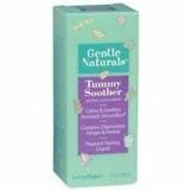 Gentle Naturals Tummy Soother, Dietary Supplement, Liquid 4 fl oz (118 ml)