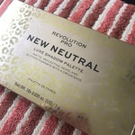 Revolution PRO New Neutrals Palette