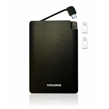 Iceworks 2500 portable charger