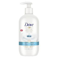 Dove caring handwash fine silk