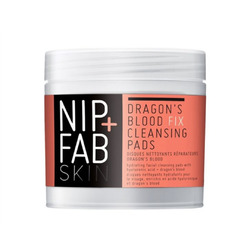Nip + Fab Dragon's Blood Fix Daily Cleansing Pads