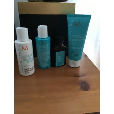 Moroccan oil hydration hair mask