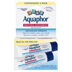 Aquaphor Baby To-Go Pack, two .35-Ounce Tubes (Pack of 3)