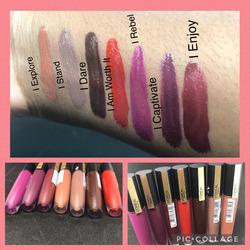 L'Oreal Paris Rouge Signature lasting matte liquid lipstick