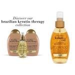 OGX Shampoo, Conditioner & Oil