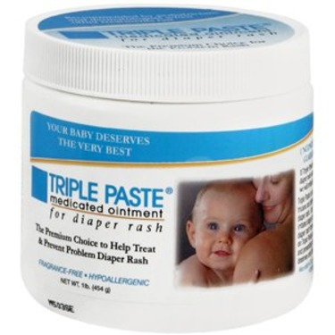 TRIPLE PASTE MEDICATED OINTMENT 16 OZ