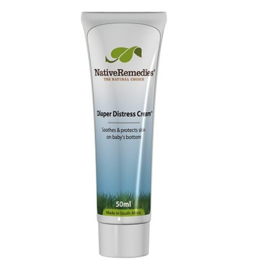 Native Remedies Diaper Distress Cream to Treat and Prevent Diaper Rash, 50 g