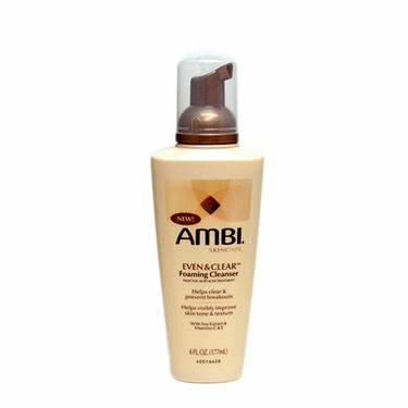 Ambi Even & Clear Forming Cleanser