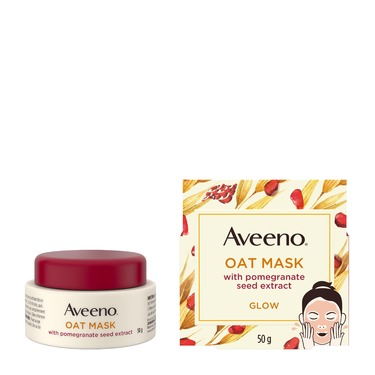 Aveeno Oat Mask with Pomegranate Seed Extract