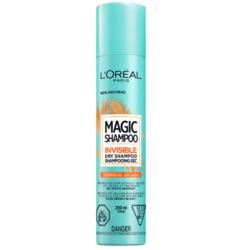 L'Oreal Paris magic shampoo invisible dry shampoo tropical splash