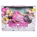 Luvabella Newborn Interactive Baby Doll