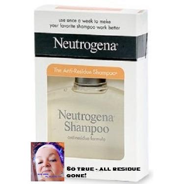 Neutrogena Anti-Residue Shampoo