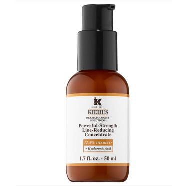 Kiehl's Powerful-Strength Line-Reducing Concentrate 12.5% Vitamin C