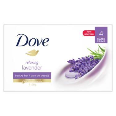 Dove Relaxing Lavender Beauty Bar