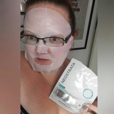 Neostrata Pure Hyaluronic Biocellulose Mask