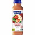 Naked Strawberry Banana 100% Fruit Smoothie