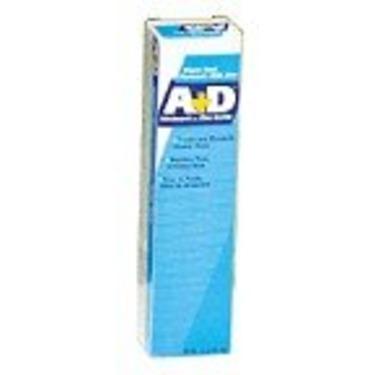 A & D DIAPER RASH CRM W/ALOE Size: 1.5 OZ