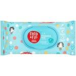 Tesco Fred & Flo fragrance free wipes