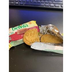 Belvita Breakfast Biscuit brown sugar and cinnamon