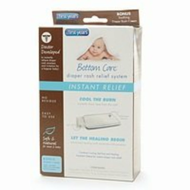 The First Years Bottom Care Diaper Rash Relief System 1 Kit