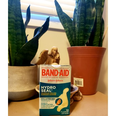BAND-AID® Brand Adhesive Bandages Hydro Seal™ Advanced Healing, 10 count