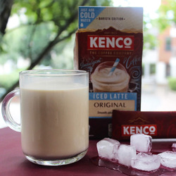 Kenco iced latte