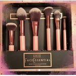 LUXIE EYE ESSENTIAL BRUSH SET-ROSE GOLD