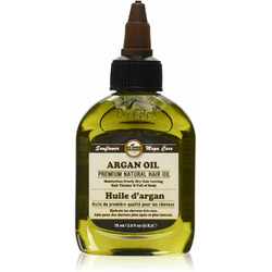 Sunflower Mega Care Argan Oil Premium Natural Hair Oil