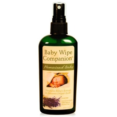 Baby Wipe Companion Spray - 1oz