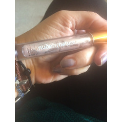 Nude by nature liquid highlighter
