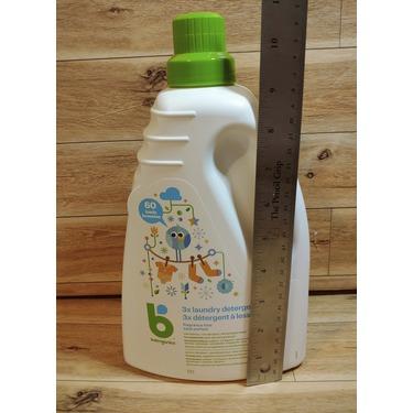 Babyganics Laundry Detergent Fragrance Free