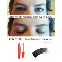 COVERGIRL - Lash Blast Active Mascara