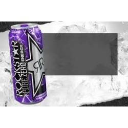 Rockstar Pure Zero Grape