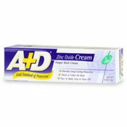 A & D CREAM DIAPER RASH W/ALOE Size: 4 OZ