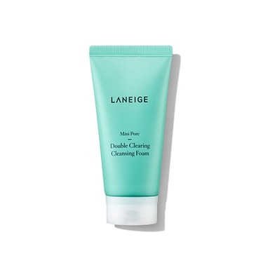 Laneige Mini Pore Double Clearing Cleasning Foam