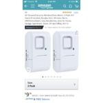 GE personal security window door alarm